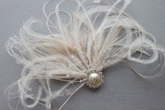 Great Gatsby party hair accessory