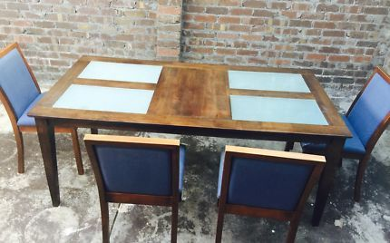 Dining table & chairs | Dining Chairs | Gumtree Australia Whittlesea Area - Lalor | 1133998160