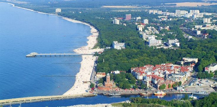Polen Ostsee Kolberg - Wellnessreisen bei Tchibo Reisen