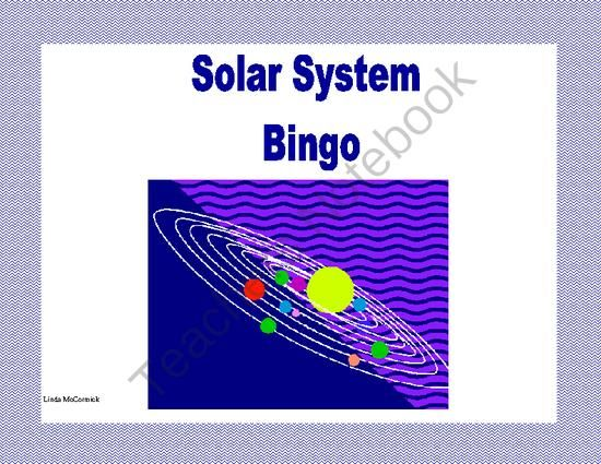 teaching the solar system - photo #11