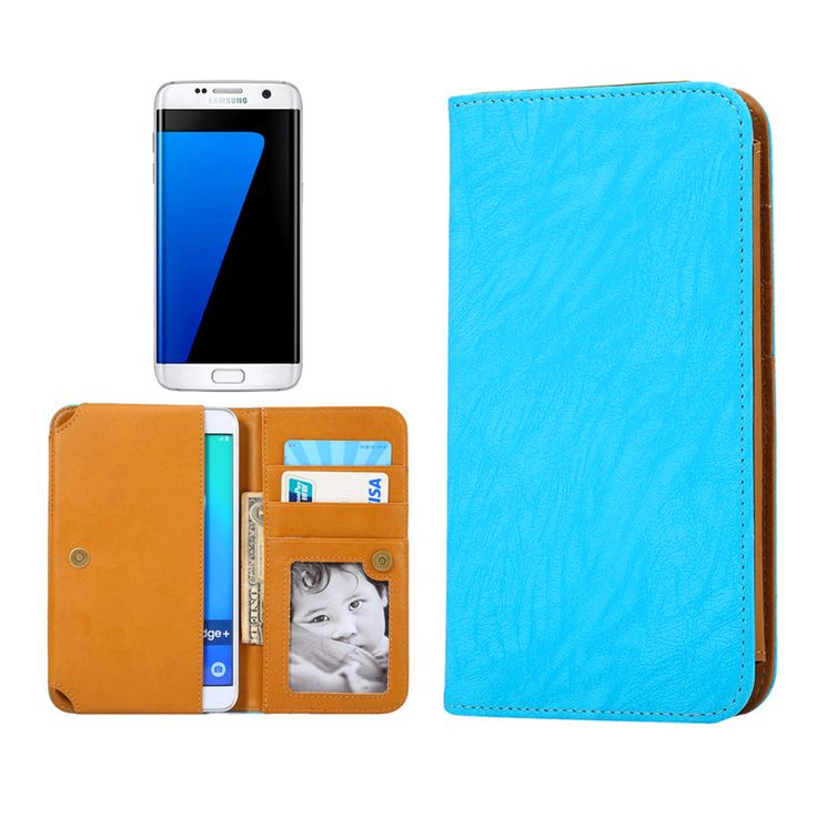 BLU Vivo 5 Case 2016 Hot Leather Protection Phone Case With 5 Colors And Card Wallet#blu vivo 5 case