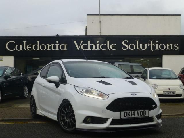 Check out this fast Ford. 2014 ford fiesta 1.6 st-2 3d 180 bhp
