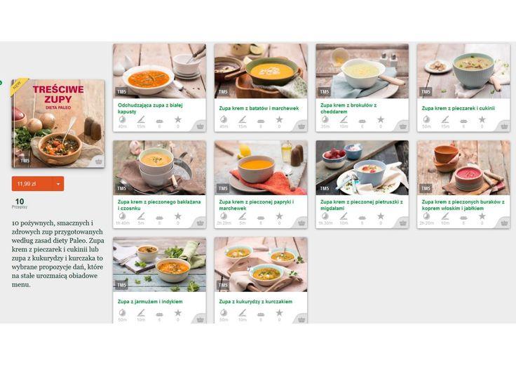 Kolekcje tm5 tresciwe zupy