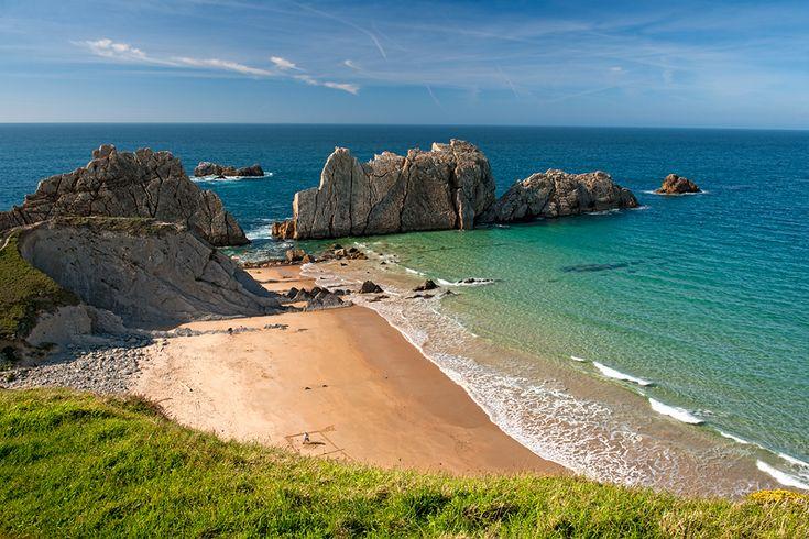 Islotes de los Urros de Liencres #Cantabria #Spain