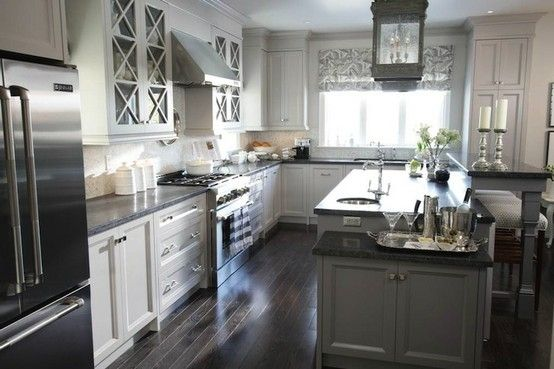 Best Sarah Richardson Amazing Kitchen Design With Light Gray 400 x 300