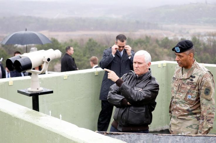 """U.S. Vice President Mike Pense warned North Korea on Monday that """"the era of strategic patience is over"""" and that """"all options are on the table"""" if President Kim Jong-un continues to threaten the region with his missile and nuclear testing program.Advertisement Pense, who is currently on a ten day, four-nation Asia tour, spoke at …"""