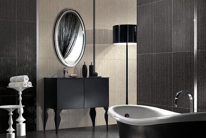 17 meilleures id es propos de salle de bains gothique sur pinterest chambre gothique salle. Black Bedroom Furniture Sets. Home Design Ideas