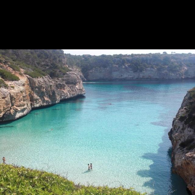 Beaches In Mallorca Balearic Islands