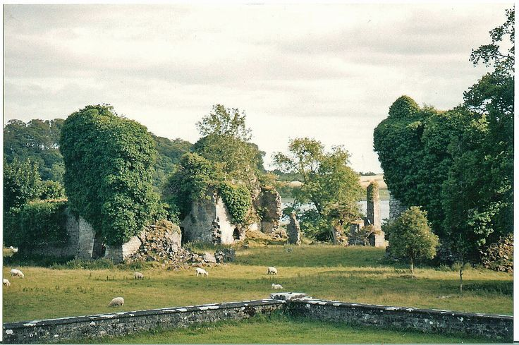 TEMPLE HOUSE, SLIGO, IRELAND, built by the Knights of Templar in the 13th century| homethoughtsfromabroad626