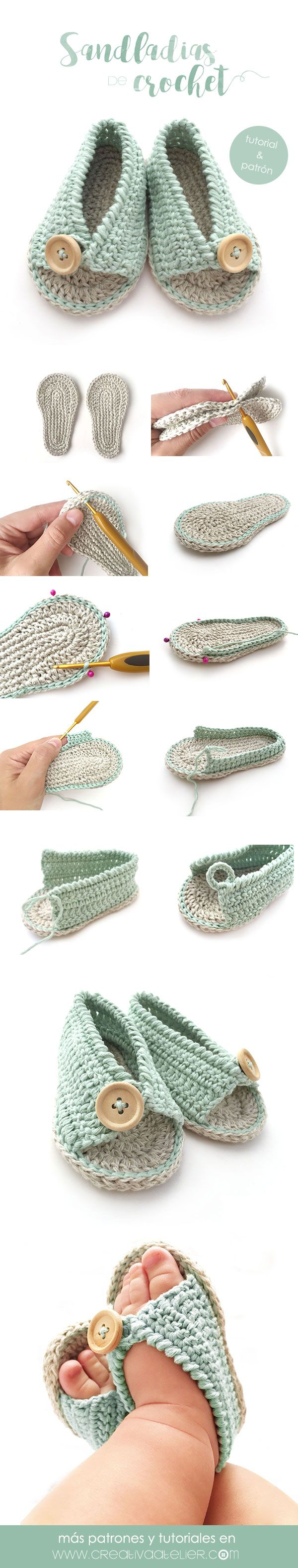 Free Pattern (needs translation) and phototutorial