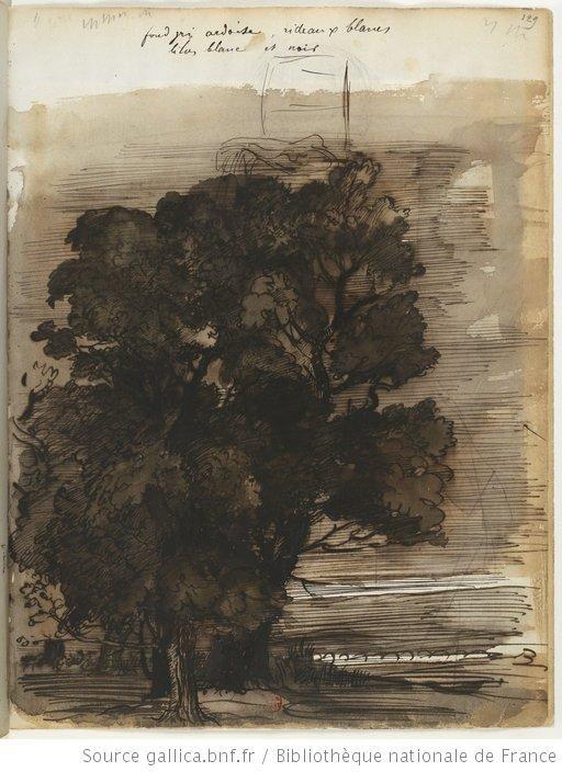 Carnet 1 : [carnet de dessins] / Edgar Degas - 147