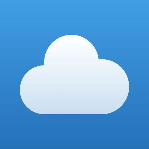 CloudApp for iOS app icon