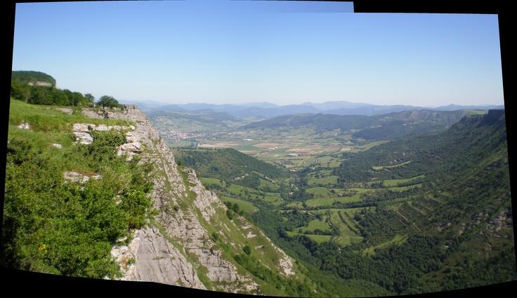 Monte de Santiago( vistas a Orduña)