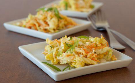 Salade de chou ranch crémeuse d'Épicure