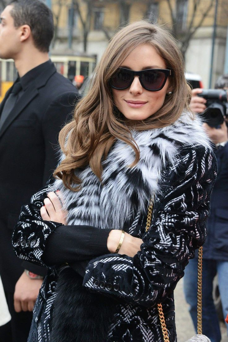 Olivia Palermo Cat Eye Sunglasses #sunnies #shades fashion accesories