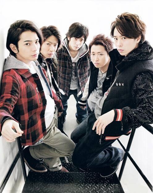 #Arashi #Japan #MatsumotoJun #HanaYoriDango