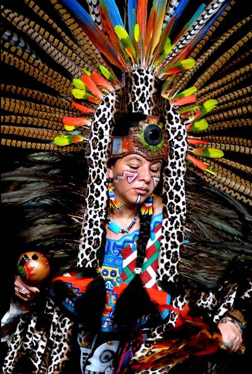 Aztec Dancer, Here's the chance to do our part. Take the pledge 4 life. Pollution, Greed and Genocide rules the world, save the planet go vegan, go back 2 the future of natural living, what society and capitalism worldwide spreads evil 2 profit a few once, http://www.ninaohmanarts.com