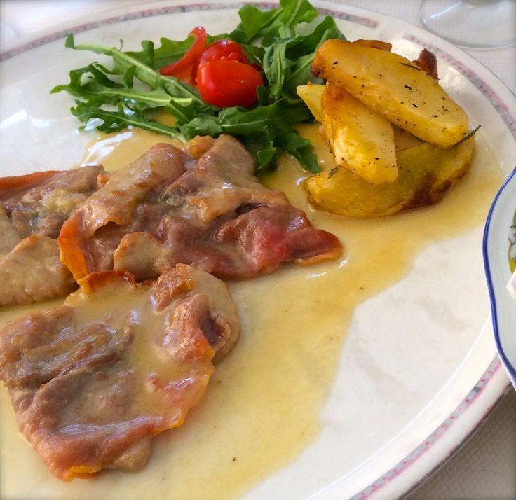 Veal Saltimbocca alla Romana - A Roman Classic - La Bella Vita Cucina