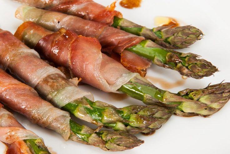 #starters #healthy #seasonal #asparagus