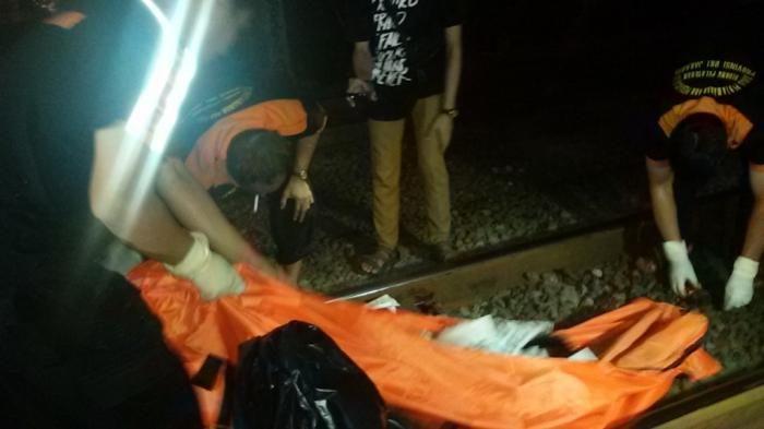 Potongan Tubuh Pria yang Tertabrak Kereta di Stasiun Palmerah Dibawa ke RSCM - Harian Luwak