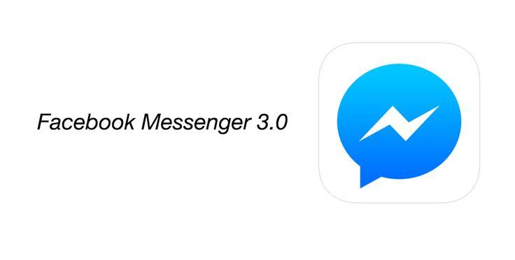 Facebook messenger redesigned