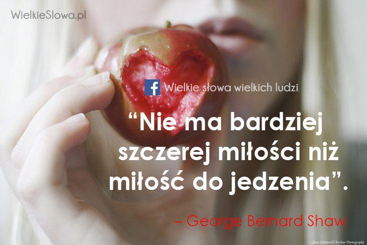 Nie ma bardziej szczerej miłości niż... #Shaw-George-Bernard,  #Humor-i-dowcip, #Miłość