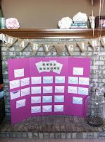 Opaque Canvas: Vintage Baby Shower