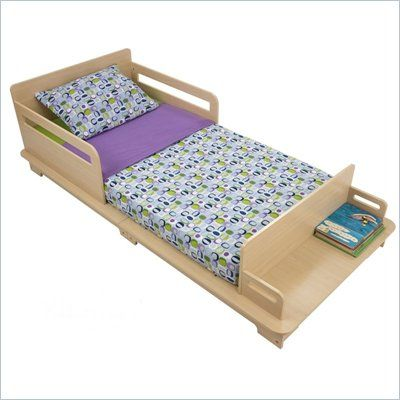 KidKraft Modern Toddler Bed Cot