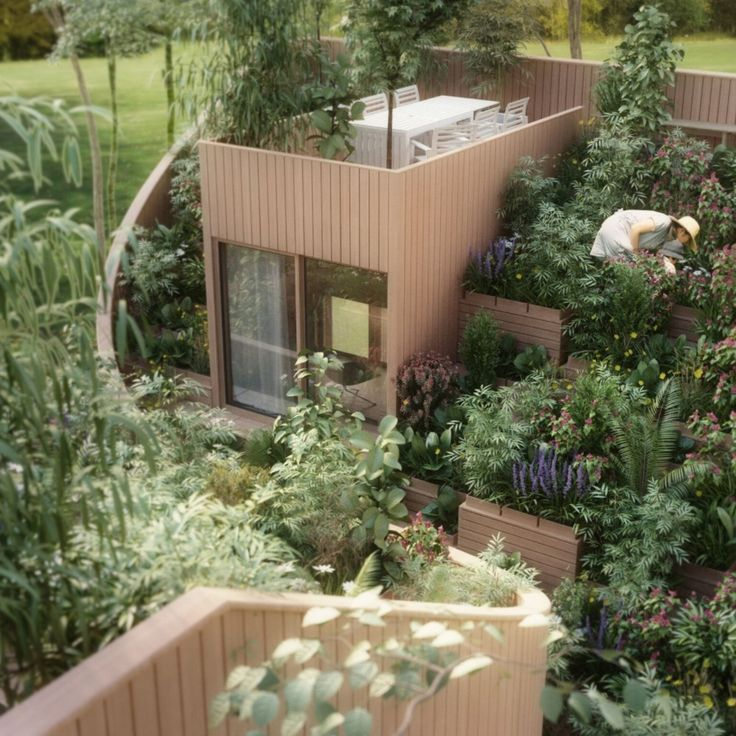 Gallery Of 19 Emerging Firms Design Prototype Houses For Living Among  Nature   43