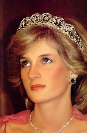 Princess Diana in Brisbane, Australia 1983 at State Reception