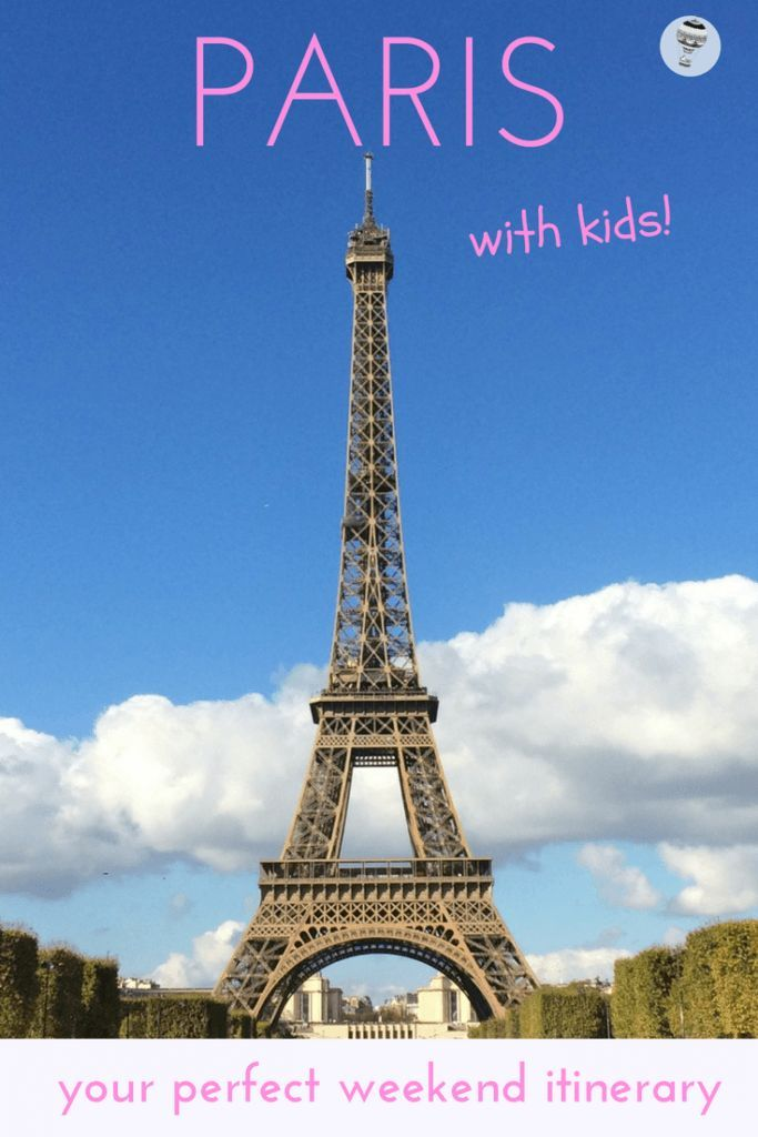 Paris with Kids: Forget what the grown-ups tell you to do and follow this kid-friendly itinerary written by a 10-year-old. From bike tours and magic museums to ice cream, the circus and more! I #FamilyTravel