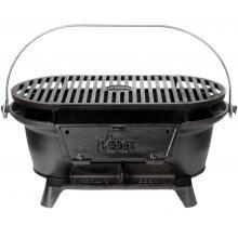 Lodge Sportsman Hibachi Charcoal Grill - L410 : BBQ Guys