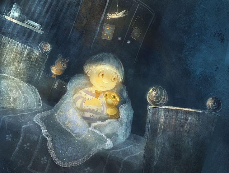 Сказочные иллюстрации Полины Яковлевой (42 иллюстрации)