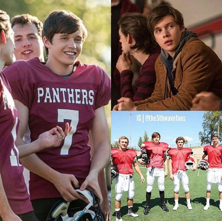 NEW STILLS | The fifth wave in 2019 | Nick robinson ...