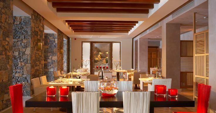 sophisticated restaurants | Italian Cuisine Restaurant In Crete | Daios Cove Luxury Resort