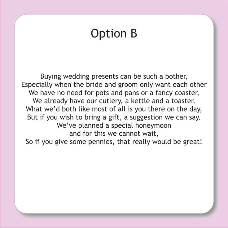 Wording For Money In Lieu Of Wedding Gifts: 21 Best Images About Monetary Gift Wording On Pinterest