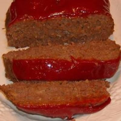 Ann's Sister's Meatloaf Recipe