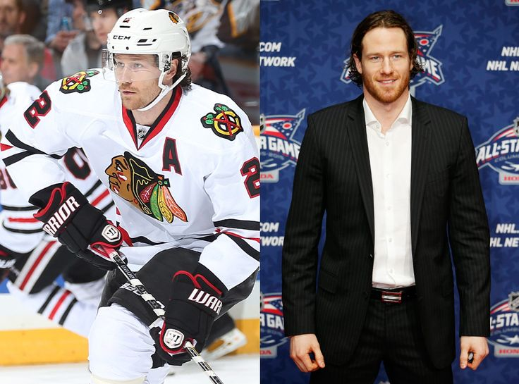 Duncan Keith from Hot Hockey Players: Hunks of the NHL