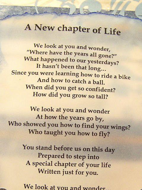 Cool grad poem