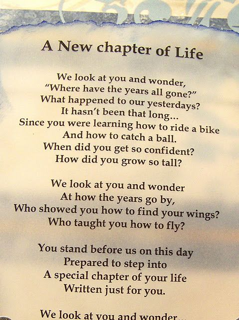 How To Write A New Chapter To Your Life