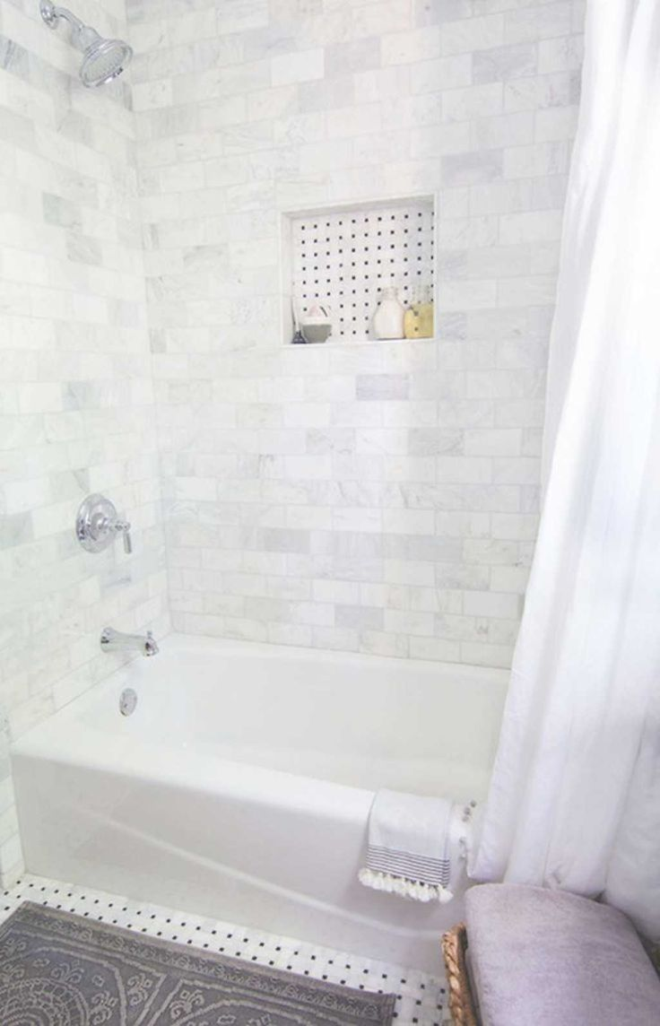 5 Phenomenal Bathroom Tile Combinations: Best 25+ Tub Shower Combination Ideas On Pinterest