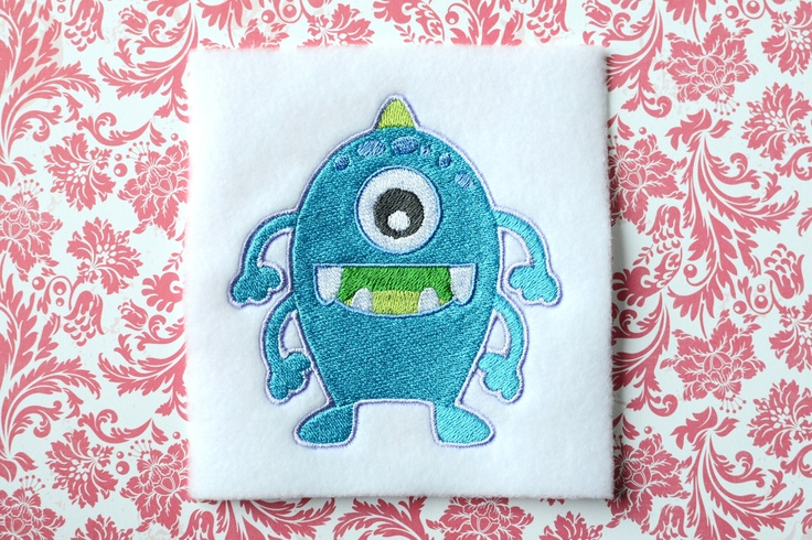 Blue Monster Embroidery Design for Machine Embroidery 4x4. $3.99, via Etsy.: Woodland Animal, Owl Embroidery, Monsters Embroidery, Blue Monsters, Foxes Embroidery, Embroidery 4X4, Machine Embroidery, Embroidery Machine, Embroidery Designs