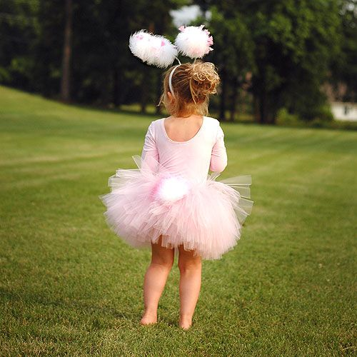 Beautiful Bunny Tutu Costume