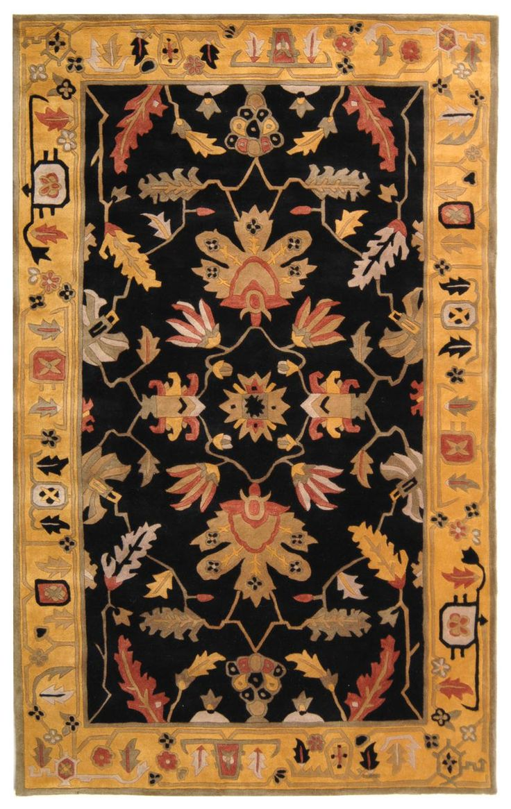 Traditional area rug with assorted colors. Safavieh Rodeo Drive RD240C Assorted Area Rug | Bold Rugs
