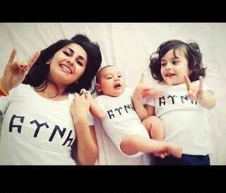 Böyle bir aile her Türk'e nasip olsun. Başta şehit anneleri olmak üzere bütün annelerimizin #AnnelerGünüKutluOlsun