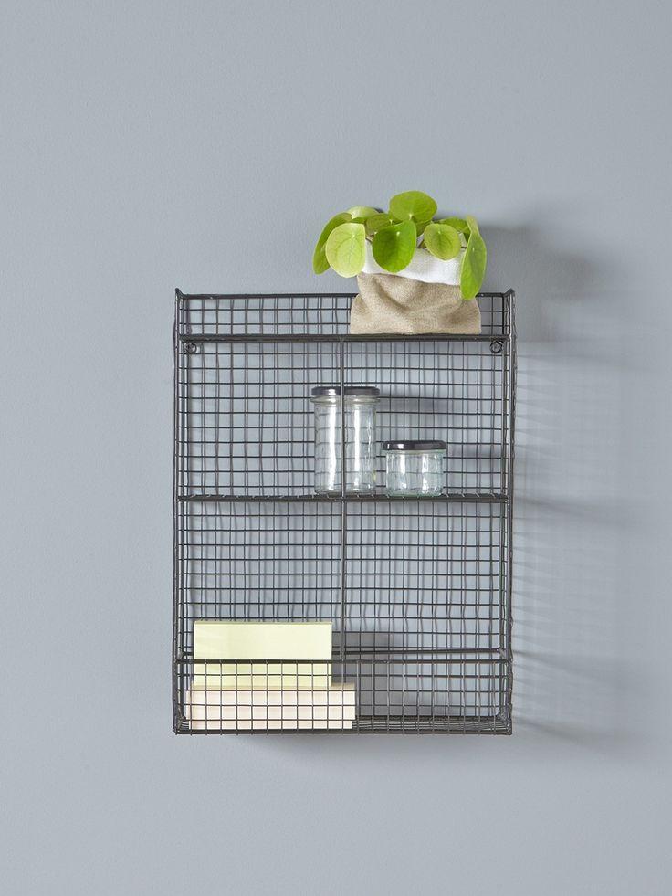 1000 ideen zu drahtgitter auf pinterest b ro bulletin. Black Bedroom Furniture Sets. Home Design Ideas