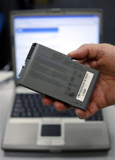 How to break in a new laptop battery | hardware | Computer repair, personal computer instruction in Safety Harbor, Clearwater, Tampa, St Pete