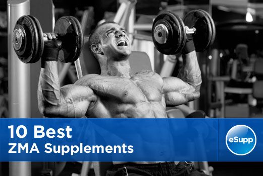 10 Best ZMA Supplements | eSupplements.com