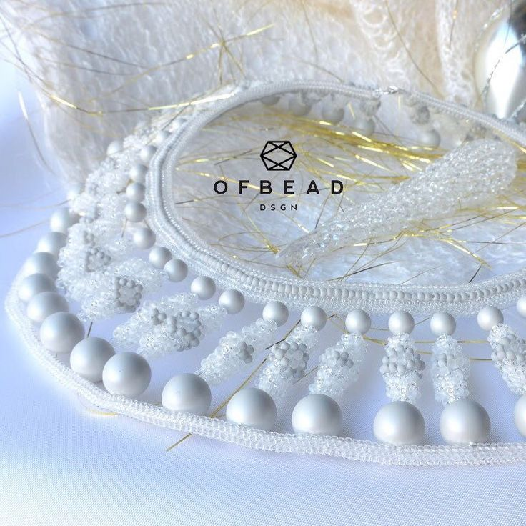 Melisande beaded necklace tutorial is available now. A perfect ethereal looking necklace, inspired by Jeanne Lanvin and Art-Deco, will make your look unique and stylish on Christmas parties and New Year eve.