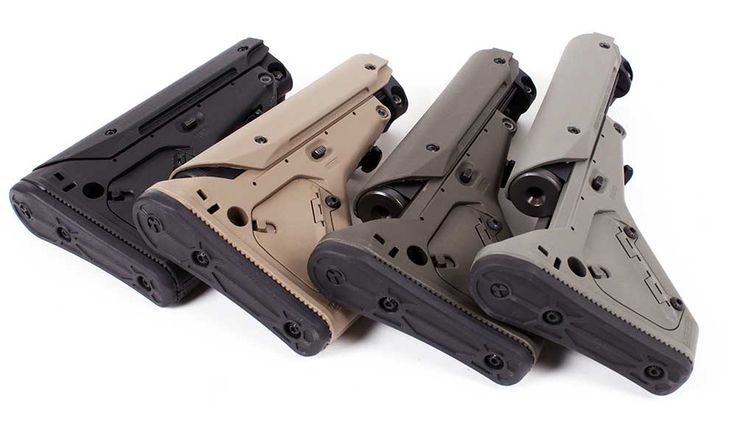 Magpul UBR Stock for AR-15/M16